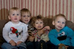 gromadka dzieci
